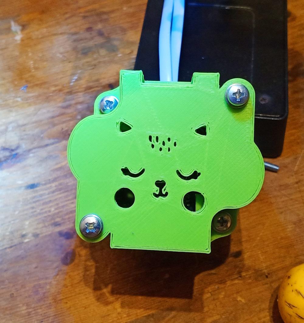 «Котовий брызгатрон» — или боевая турель против кота ^_^ - 9