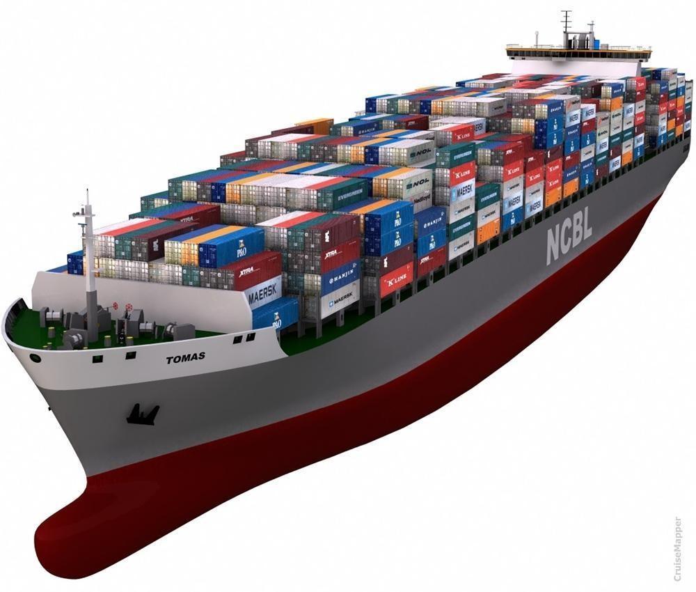Корабль в бутылочном горлышке. Ever Given и прохладные перспективы контейнерного флота - 1