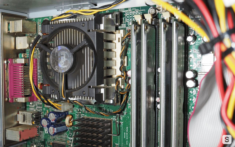 Смутное время. История процессоров с архитектурой Intel NetBurst. Часть 1 - 4