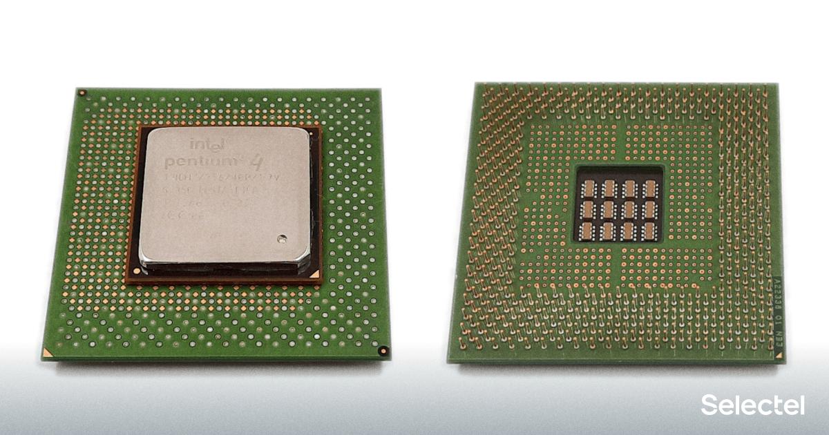 Смутное время. История процессоров с архитектурой Intel NetBurst. Часть 1 - 1
