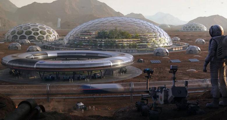 Илон Маск: в процессе покорения Марса «может умереть куча людей»