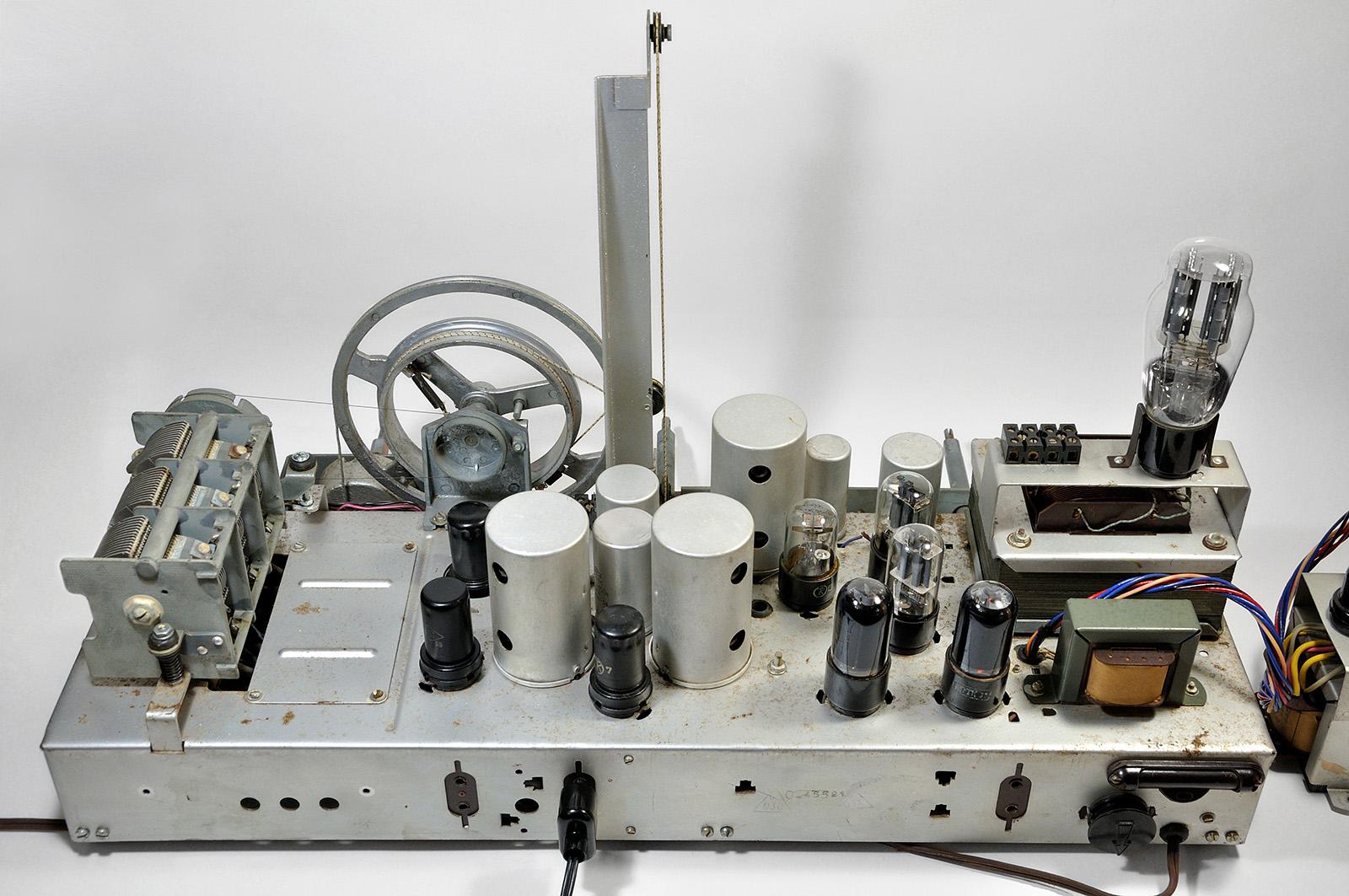 О дивный новый «Мир»! Восстановление советской радиолы - 14