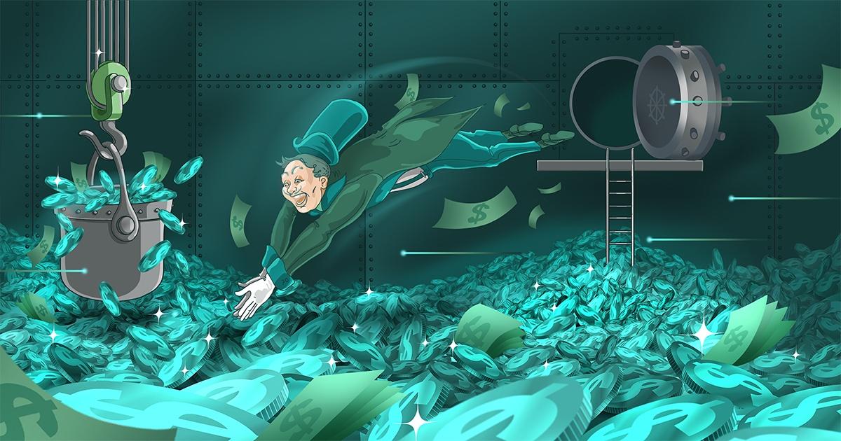 Изобретение инфляции: как Джон Ло разорил Францию - 2