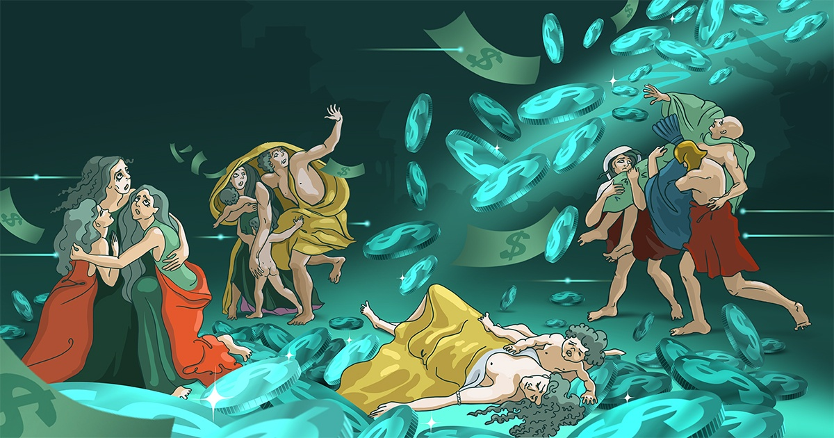 Изобретение инфляции: как Джон Ло разорил Францию - 3