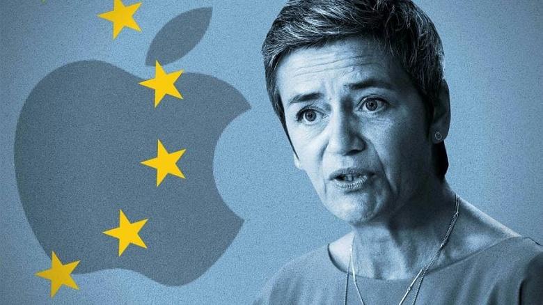 На этой неделе ЕС обвинит Apple в создании монополии