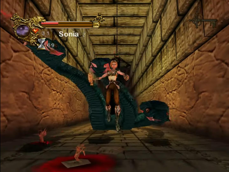 В «Castlevania: Resurrection» для Sega Dreamcast, которую отменили 20 лет назад, можно поиграть прямо сейчас - 1
