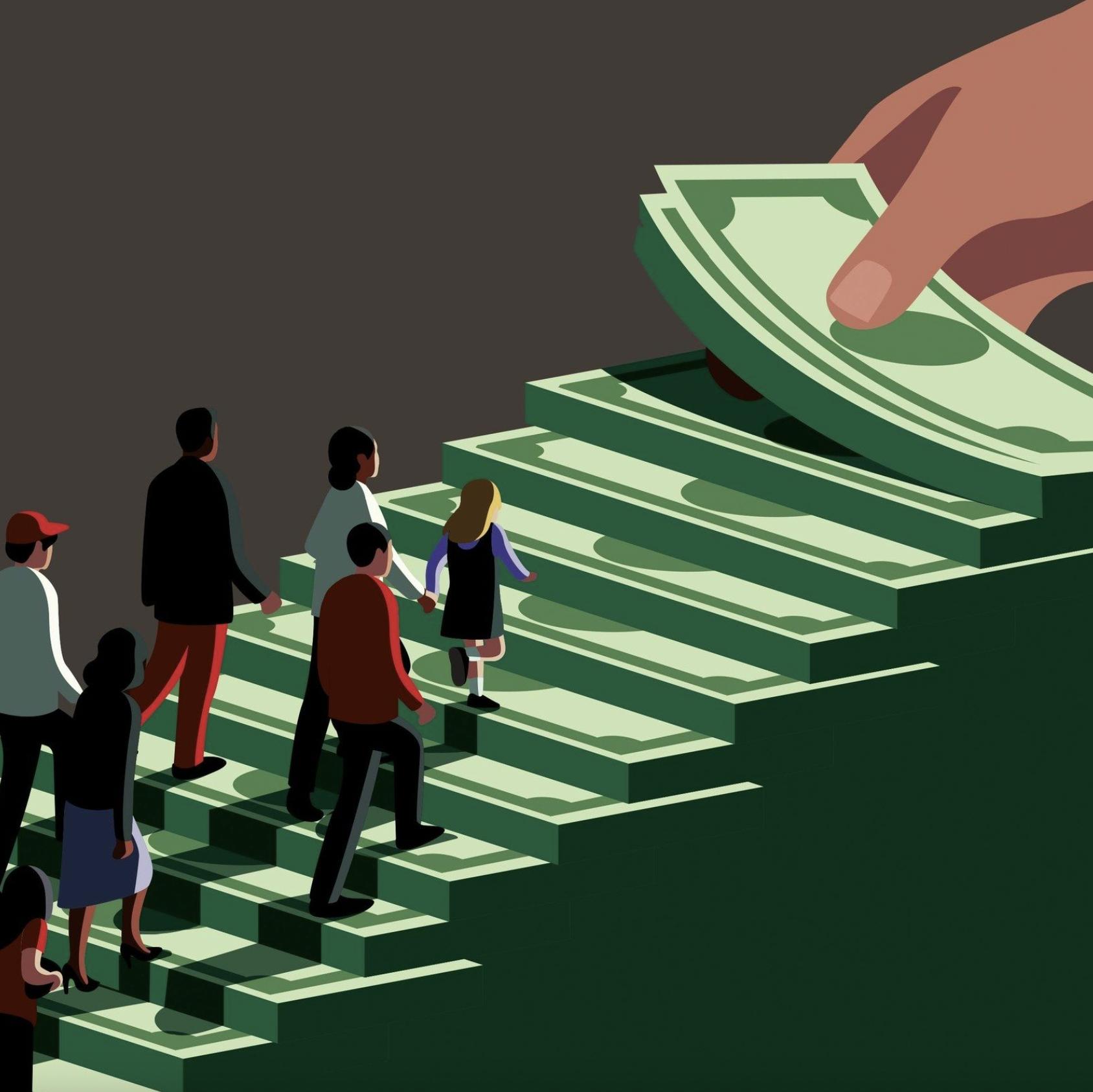 Безусловный базовый доход ближе, чем кажется - 1