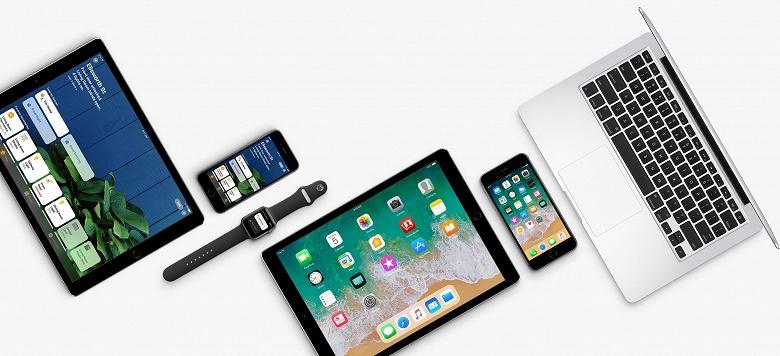 Продажи iPhone за год выросли более чем в полтора раза, а iPad — почти вдвое