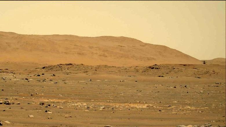 На день позже запланированного вертолёт Ingenuity поставил сразу два рекорда на Марсе