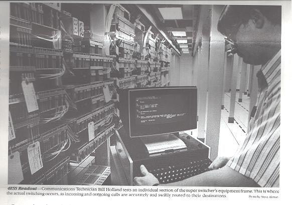 ISDN. Цифровая телефония XX века - 2