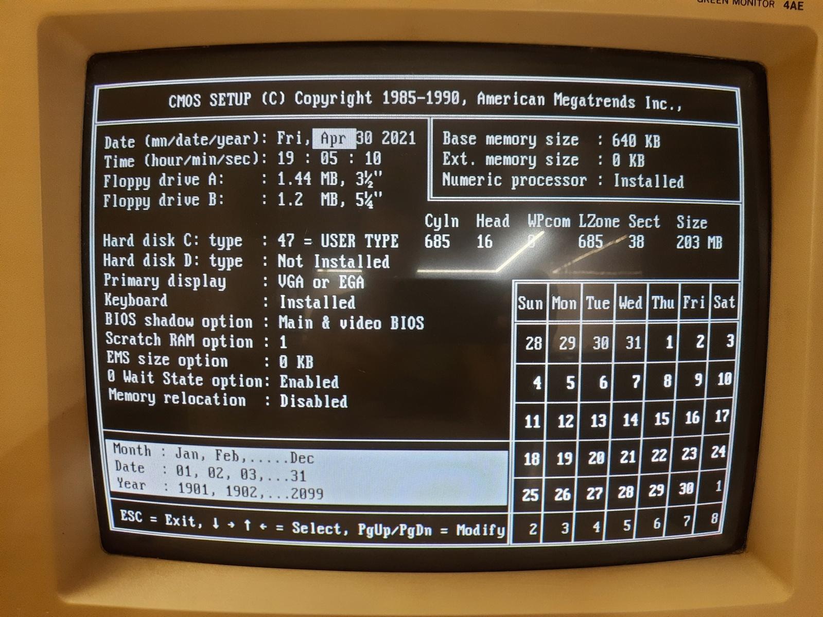 Стильный десктоп 286 - 11