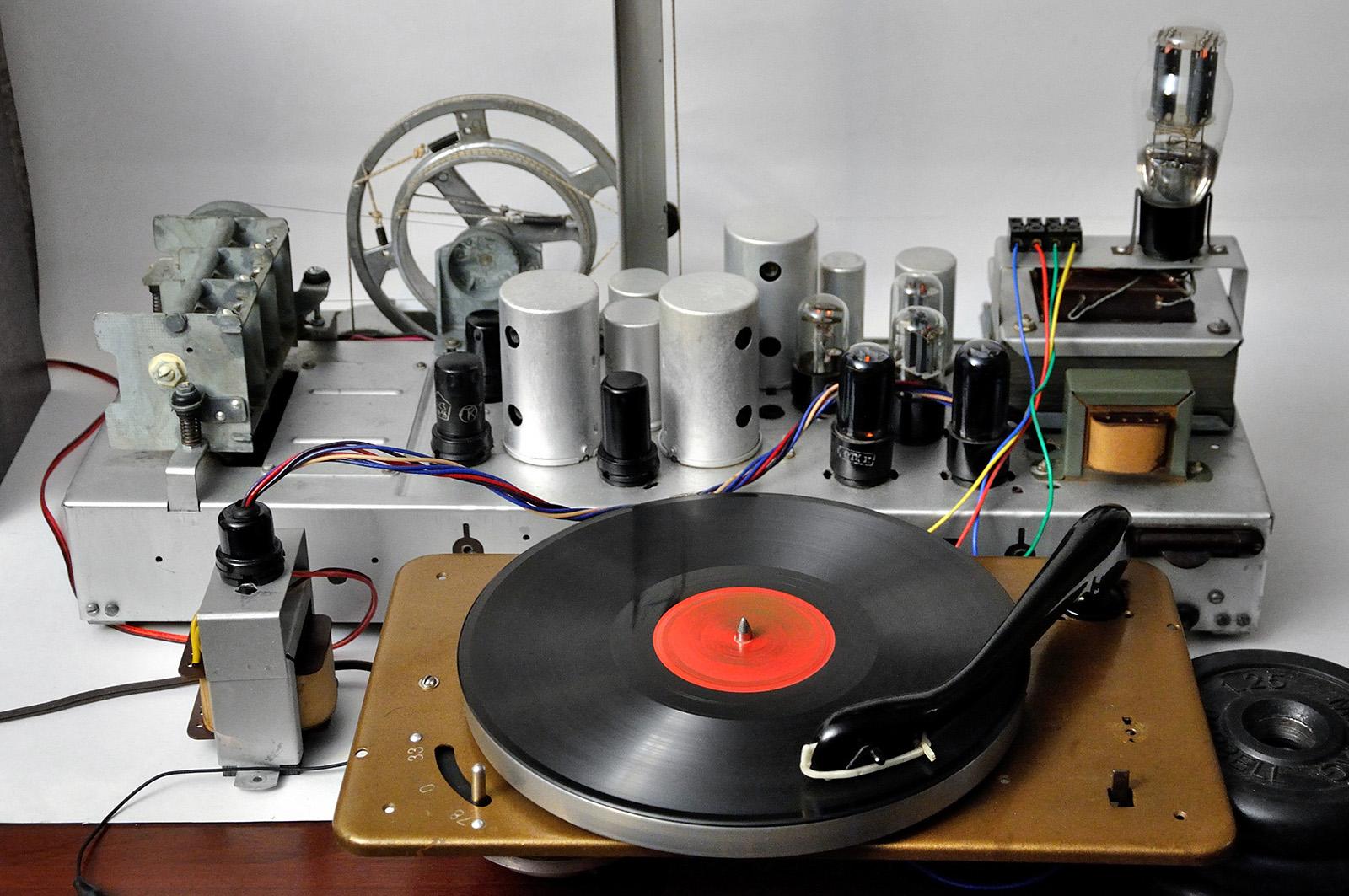 О дивный новый «Мир»! Восстановление советской радиолы. Часть 2 - 13