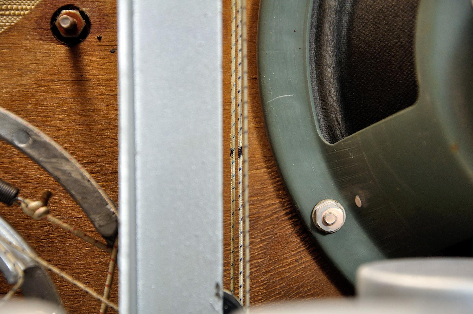 О дивный новый «Мир»! Восстановление советской радиолы. Часть 2 - 20