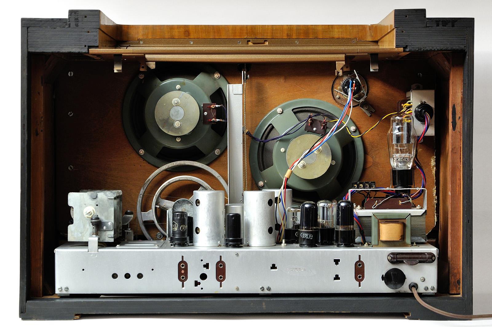 О дивный новый «Мир»! Восстановление советской радиолы. Часть 2 - 22