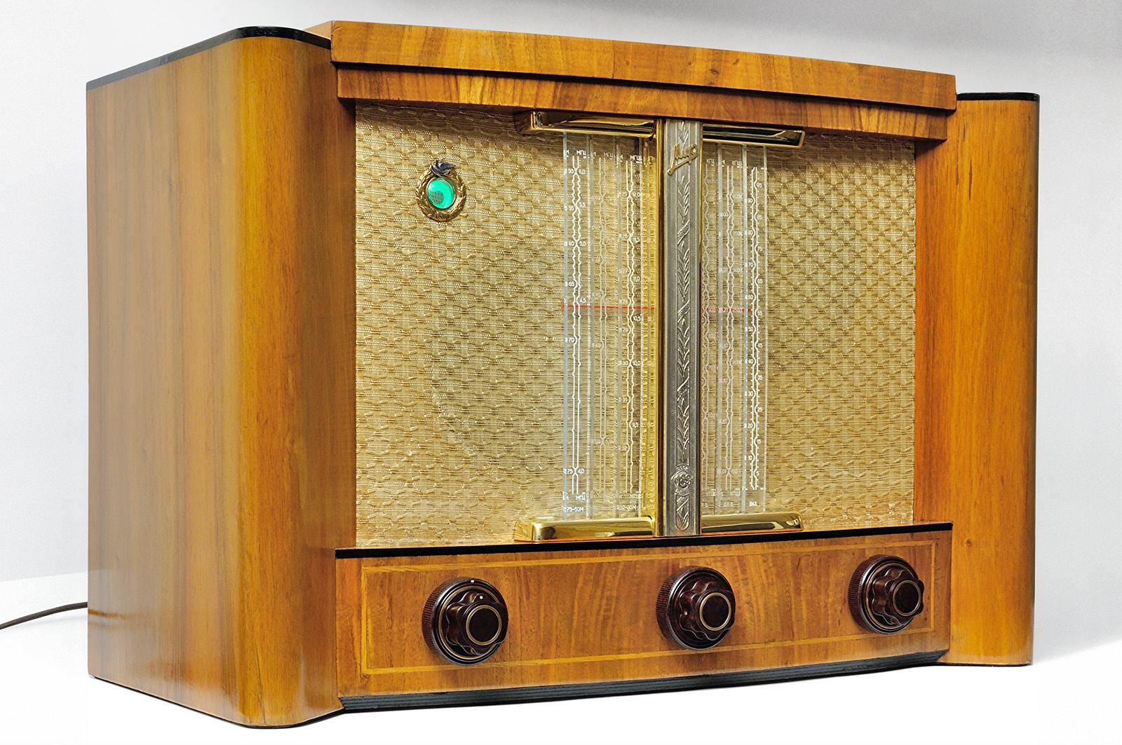 О дивный новый «Мир»! Восстановление советской радиолы. Часть 2 - 26