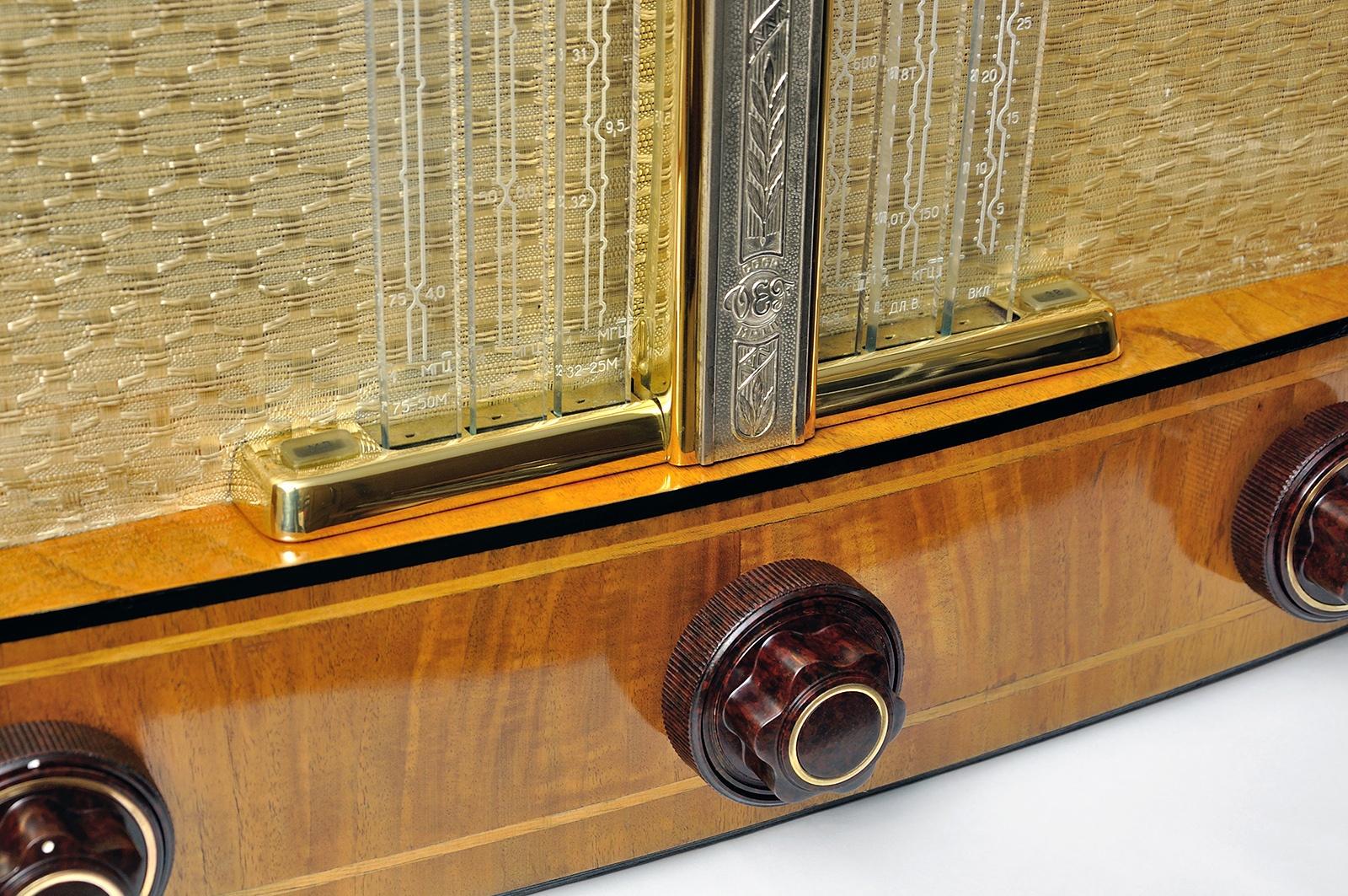 О дивный новый «Мир»! Восстановление советской радиолы. Часть 2 - 27