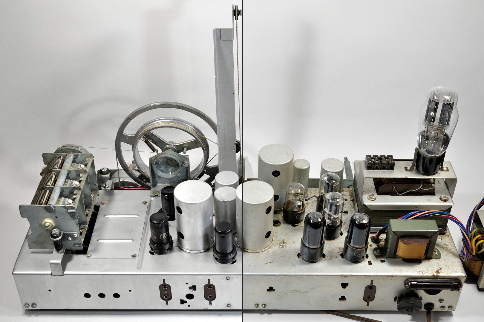 О дивный новый «Мир»! Восстановление советской радиолы. Часть 2 - 3