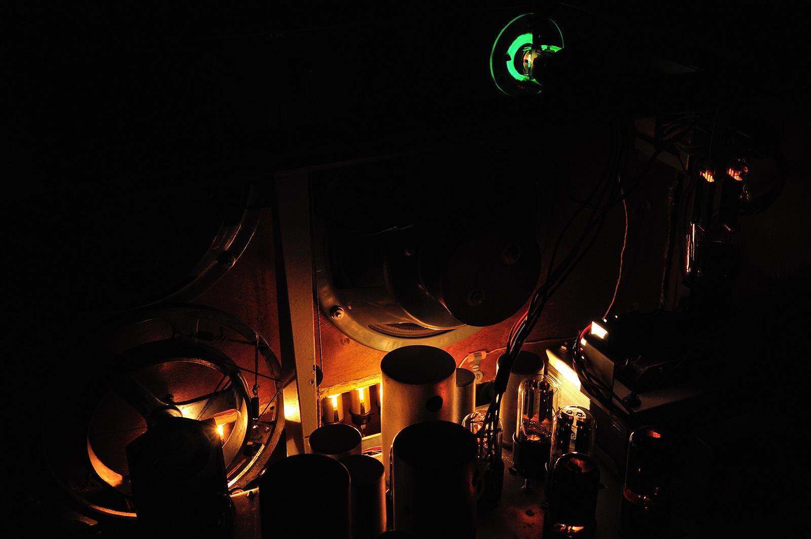 О дивный новый «Мир»! Восстановление советской радиолы. Часть 2 - 31