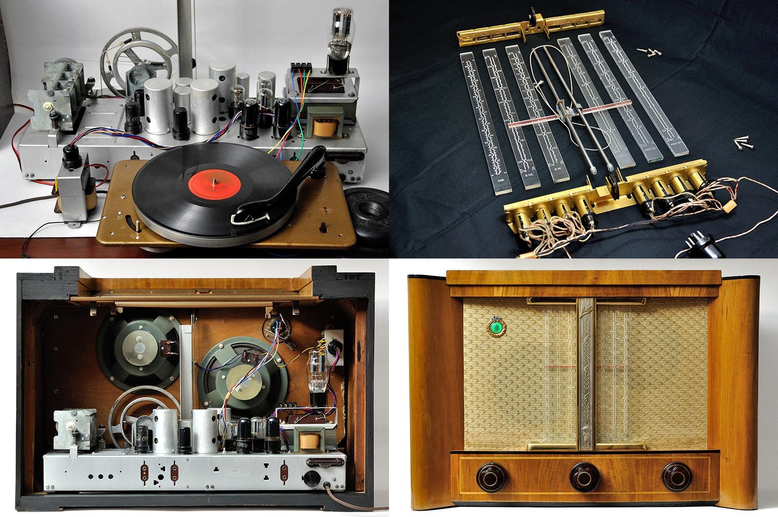 О дивный новый «Мир»! Восстановление советской радиолы. Часть 2 - 1