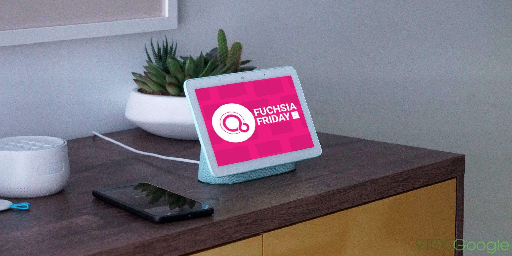 Fuchsia OS от Google выходит из тени: ее установят на Google Nest Hub - 1