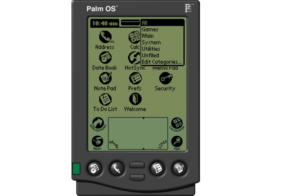 Palm OS — как она выглядит сегодня? - 4