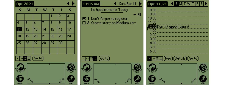 Palm OS — как она выглядит сегодня? - 9