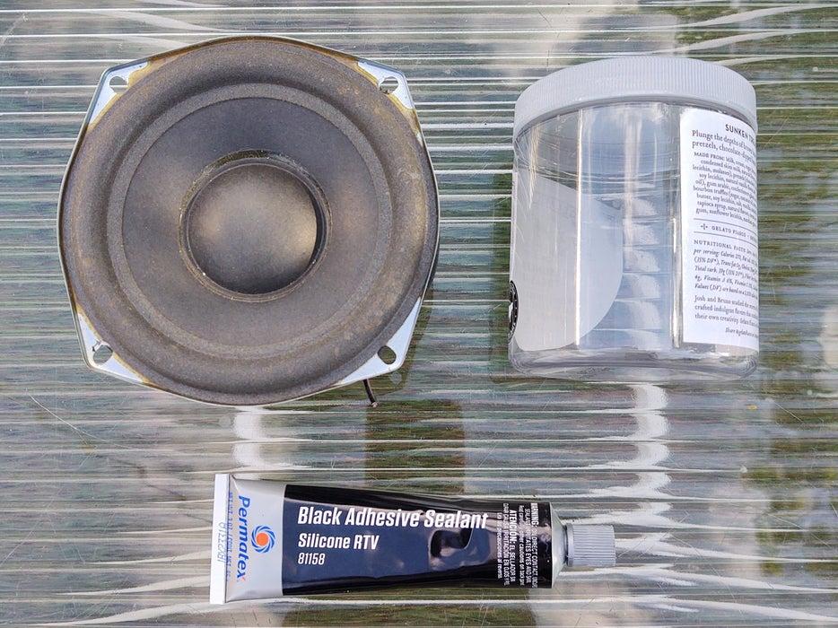 Самодельный галтовочный барабан стоимостью менее $10 - 1