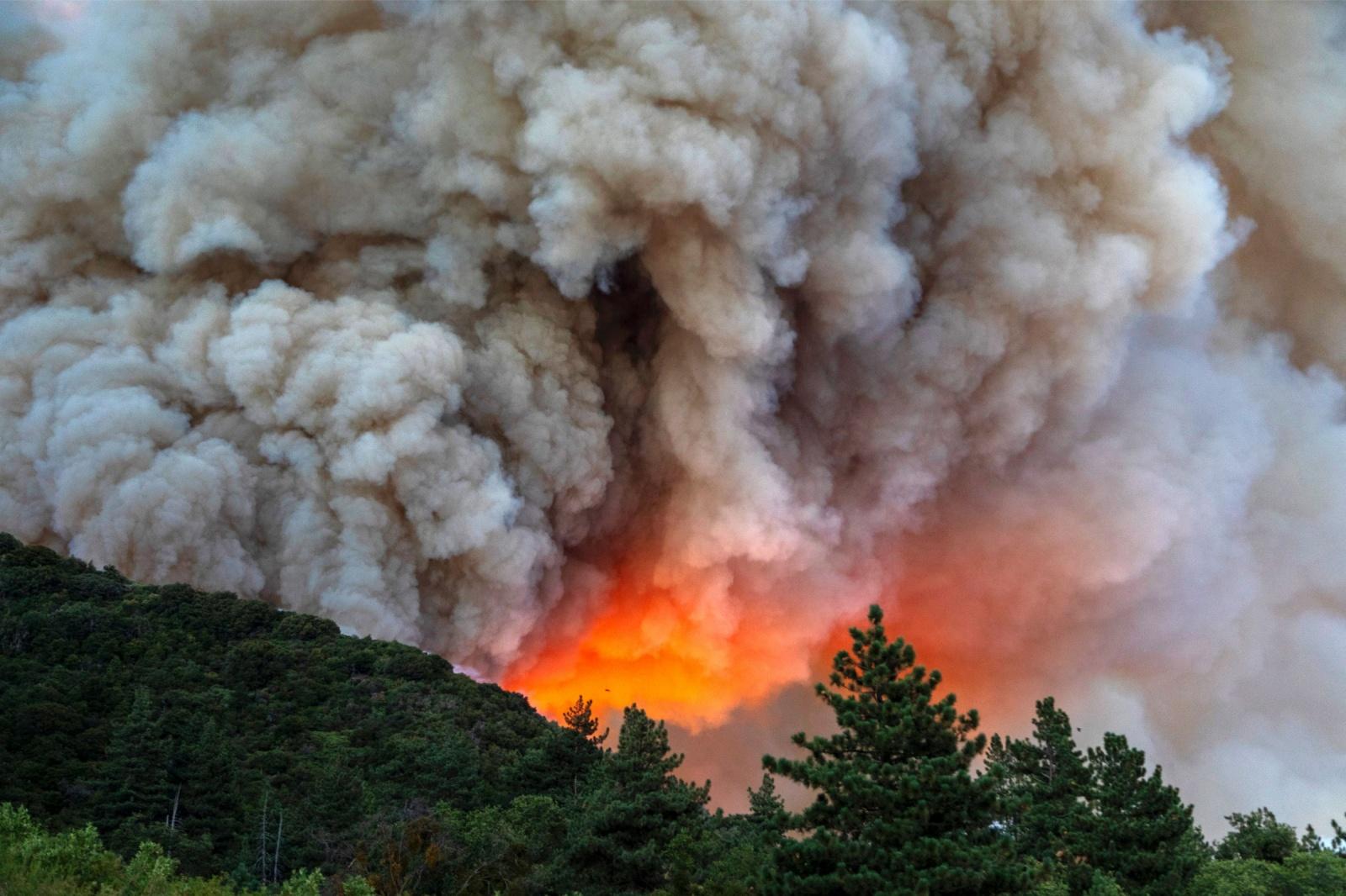 Как помехи в работе сотовой сети могут помочь отслеживать распространение лесных пожаров - 2