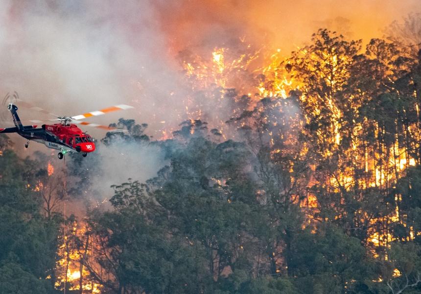 Как помехи в работе сотовой сети могут помочь отслеживать распространение лесных пожаров - 3