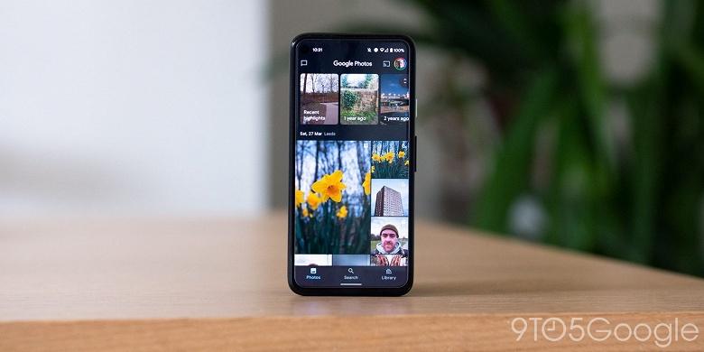 В Google Фото изменили дизайн по просьбам пользователей