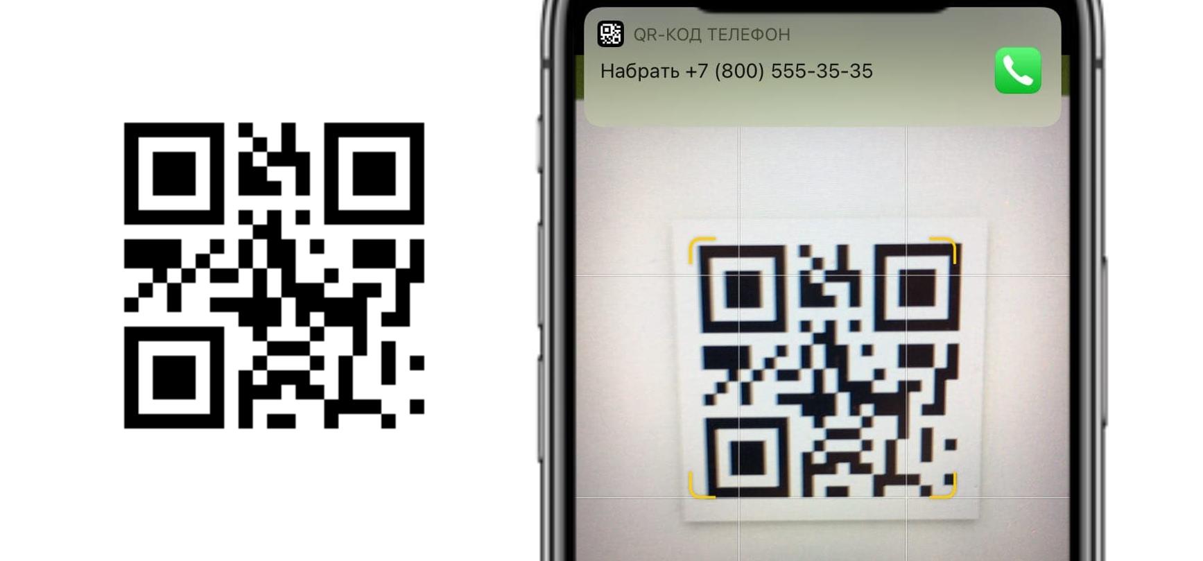 Возможности QR-кодов - 4