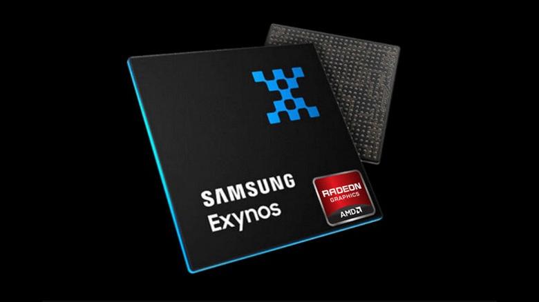 Процессор Samsung с GPU AMD. Новая платформа корейского гиганта для смартфонов и ноутбуков выйдет во втором полугодии