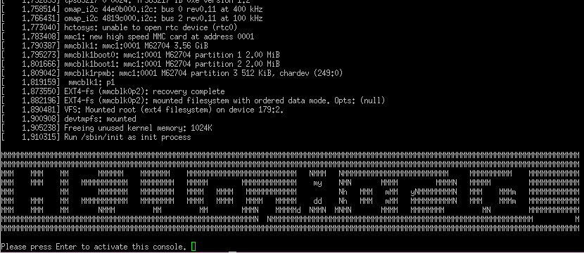 Embedded Linux в двух словах. Первое - 7