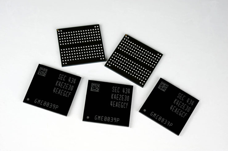 Производителей памяти DRAM обвиняют в сговоре с целью получения сверхприбылей. Разбор полетов - 4