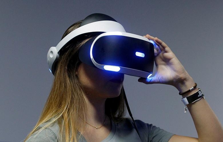У Xbox Series такого не будет. Появились подробности о гарнитуре Sony PS VR 2 для PlayStation 5