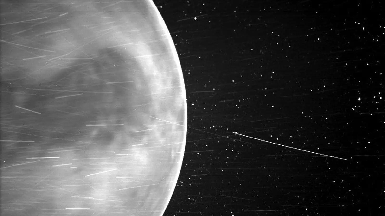Изучаем атмосферу Венеры: получены новые данные с зонда «Паркер» - 1
