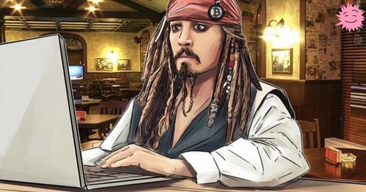 Игровое пиратство - 1