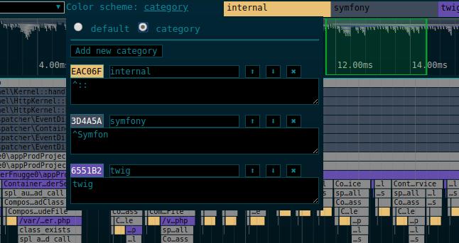 PHP-SPX простой профайлер трейсер для PHP - 8