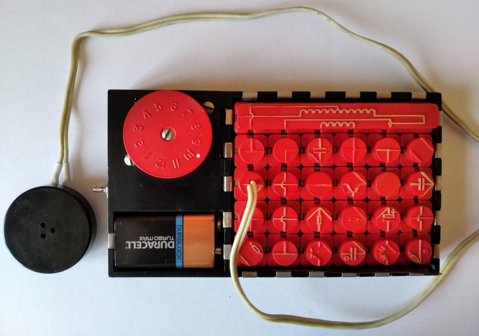Радиоконструктор «Электронные кубики»: ностальгия по детству - 10