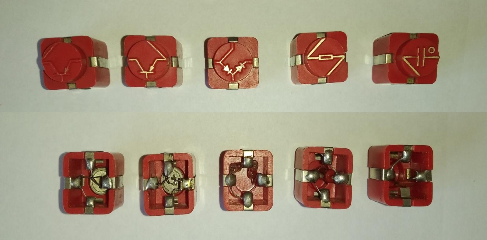 Радиоконструктор «Электронные кубики»: ностальгия по детству - 3
