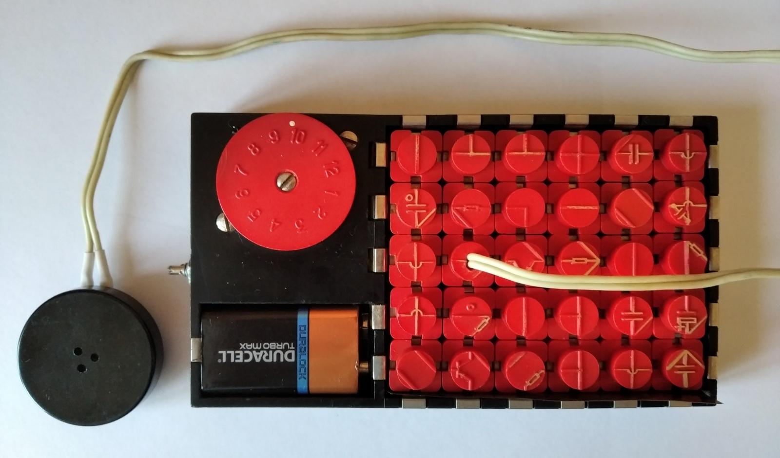 Радиоконструктор «Электронные кубики»: ностальгия по детству - 6