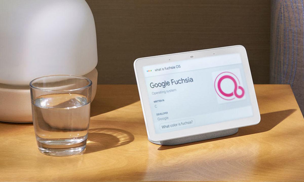 Google официально представил свою третью ОС — подробнее о Fuchsia - 1