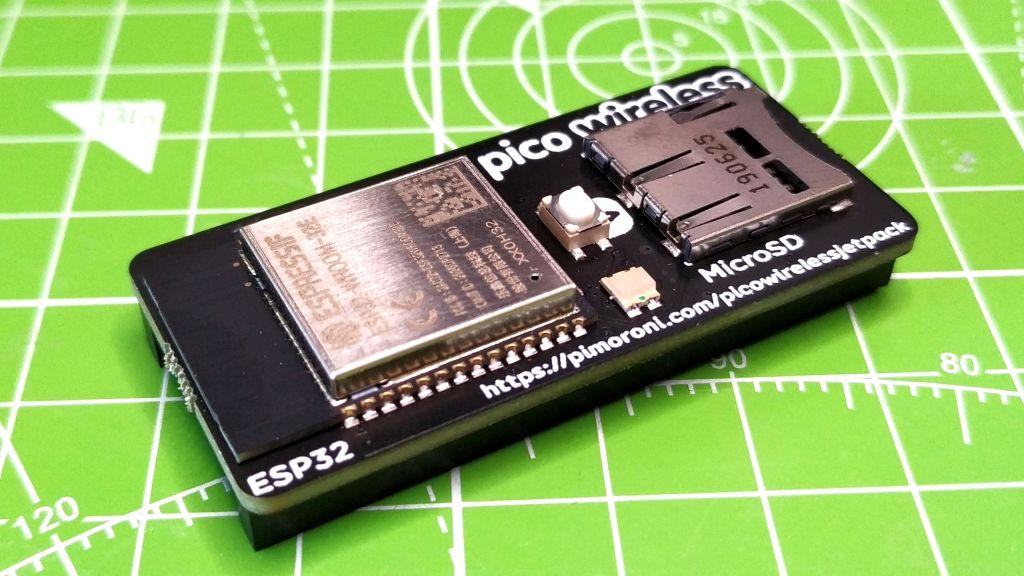 Pimoroni Pico Wireless: добавляем беспроводную связь к Raspberry Pi Pico - 1