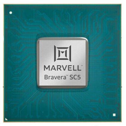 Marvell Bravera SC5 — первые контроллеры для SSD с поддержкой PCIe 5.0 и NVMe 1.4b