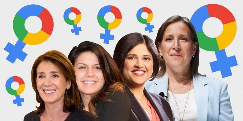 Более 10 000 сотрудниц требуют от Google 600 млн долларов из-за неравенства в оплате труда мужчин и женщин