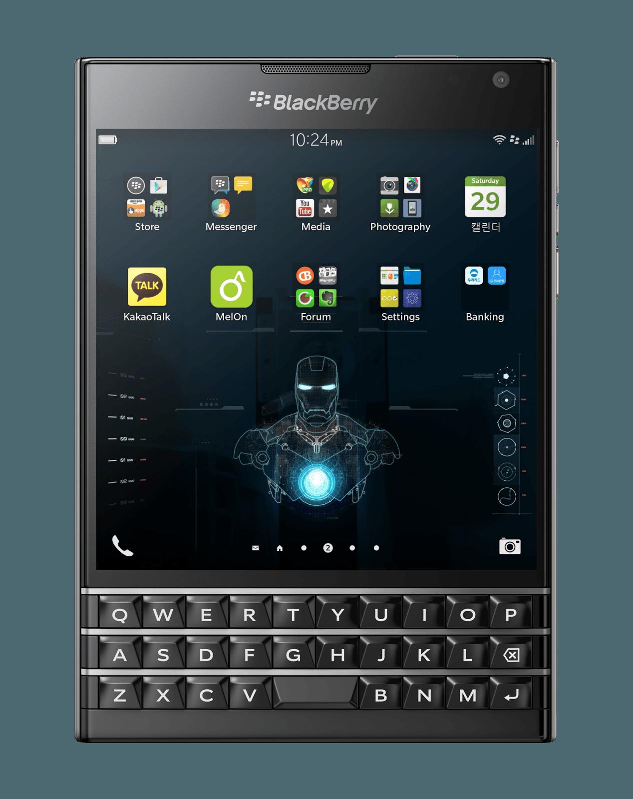 Почему я до сих пор пользуюсь BlackBerry Passport в 2021 - 8