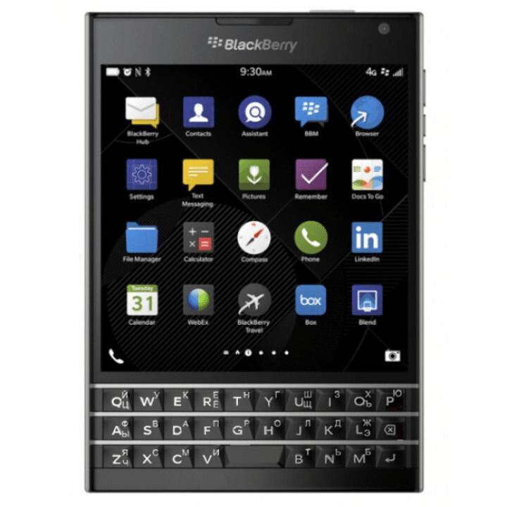Почему я до сих пор пользуюсь BlackBerry Passport в 2021 - 1