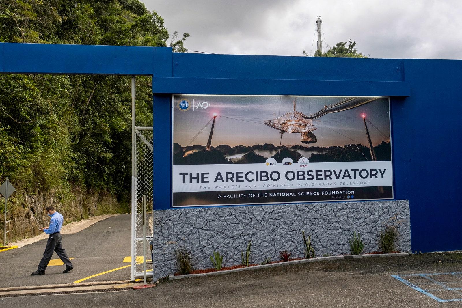 Обсерватория Аресибо была для меня всем. Но я не смог спасти ее - 3