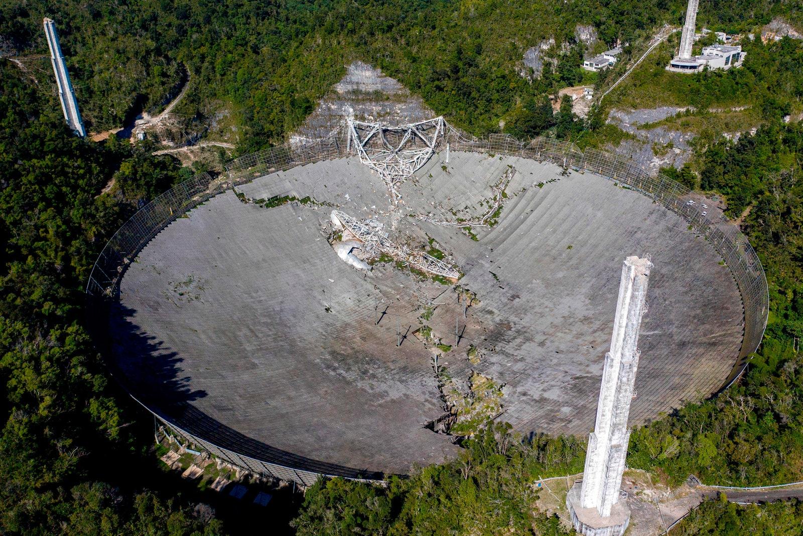 Обсерватория Аресибо была для меня всем. Но я не смог спасти ее - 6