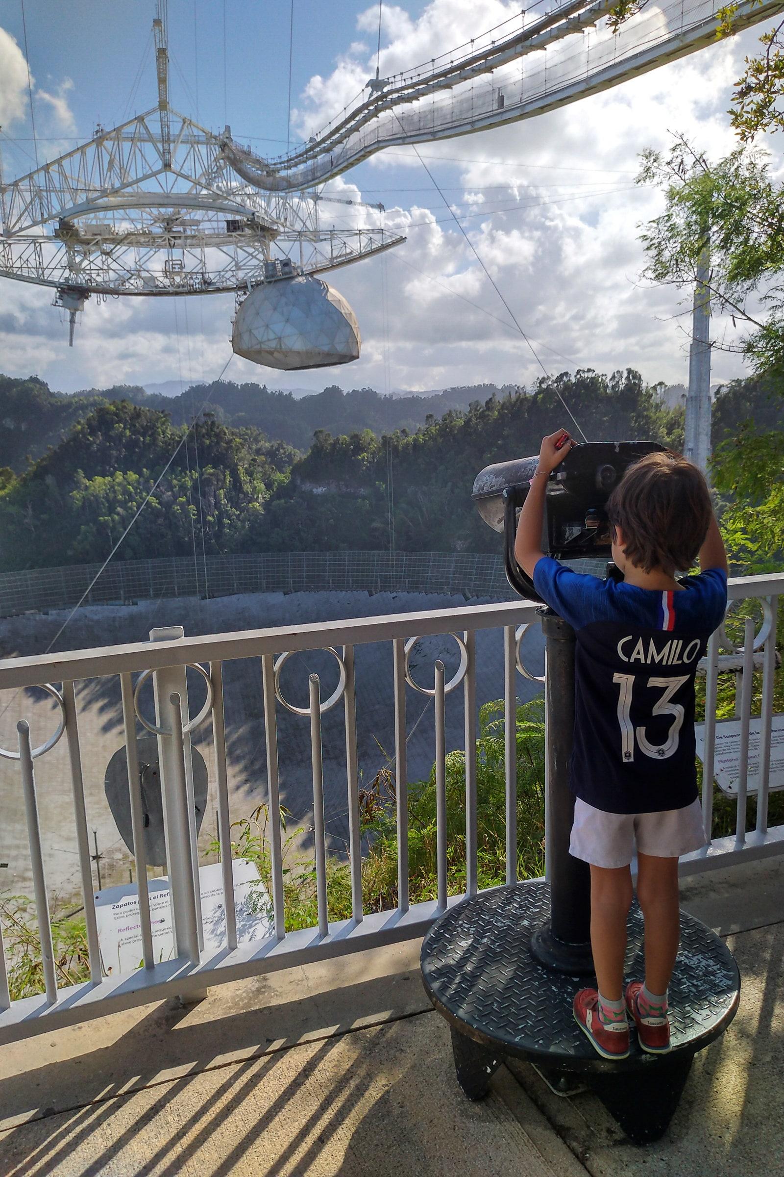 Обсерватория Аресибо была для меня всем. Но я не смог спасти ее - 7